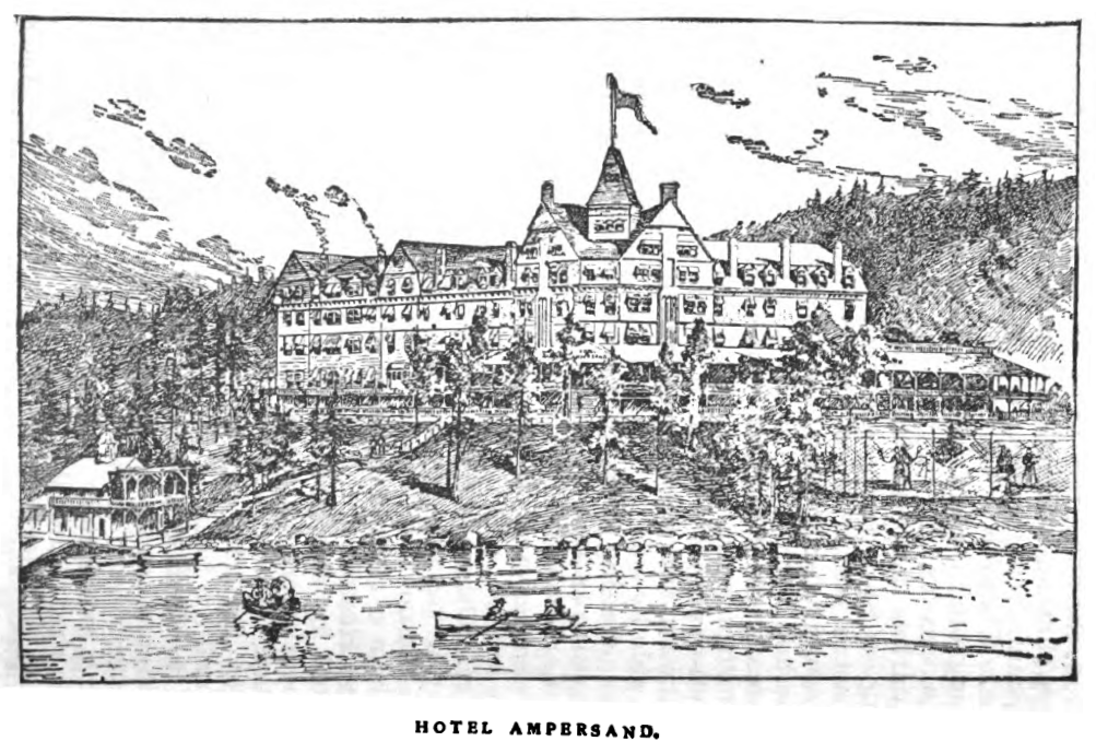 Exterior of Hotel Ampersand